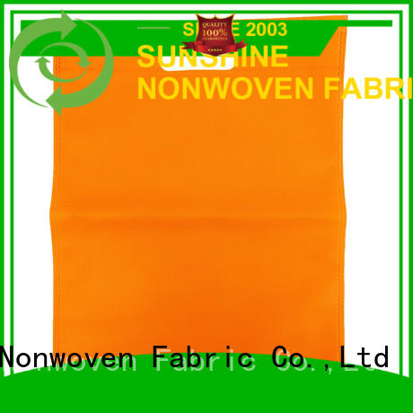 disposable non woven carry bags woven directly sale for bed sheet