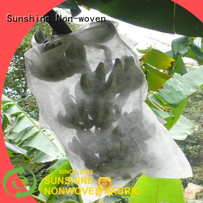 UV-resistant plant cover fabric polypropylene factory price for fruit