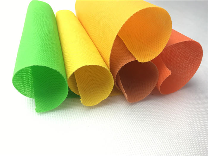 Sunshine strength polypropylene spunbond nonwoven fabric directly sale for wrapping-1