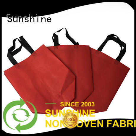 medical non woven shopping bag tote wholesale for bed sheet