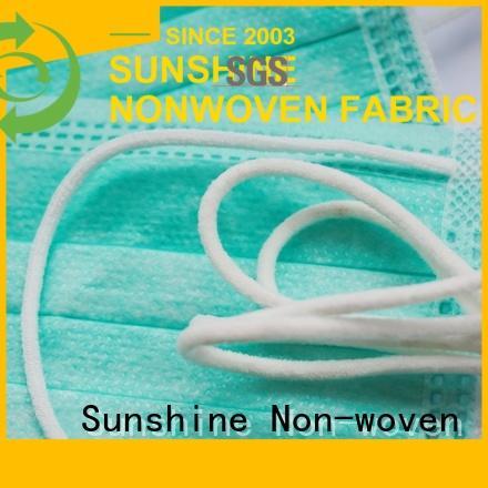 Sunshine quality good face masks for sensitive skin design for medical products