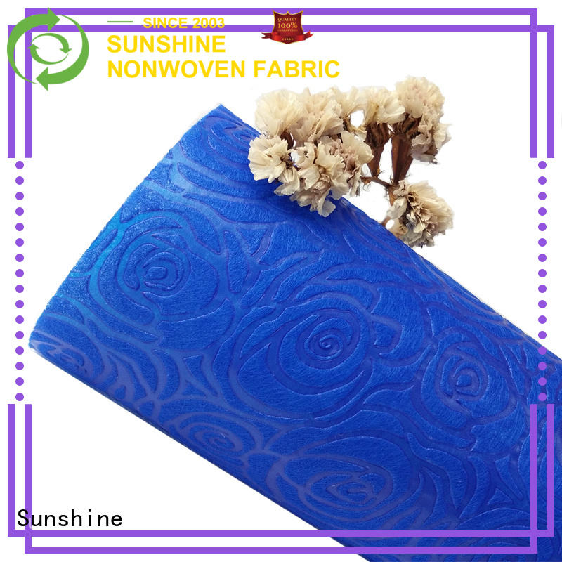 Sunshine embossed fabric inquire now for tablecloth
