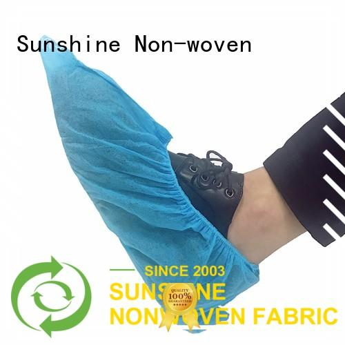 soft non woven shoes cover manufacturer for medical