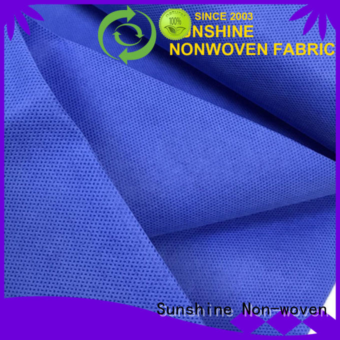 Sunshine medical sms non woven personalized for home
