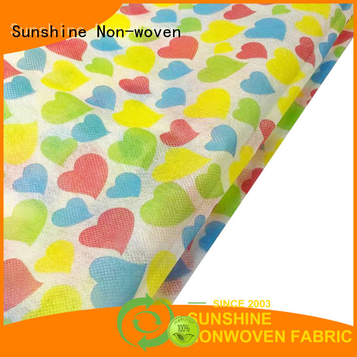 popular non woven bag printing series for covers