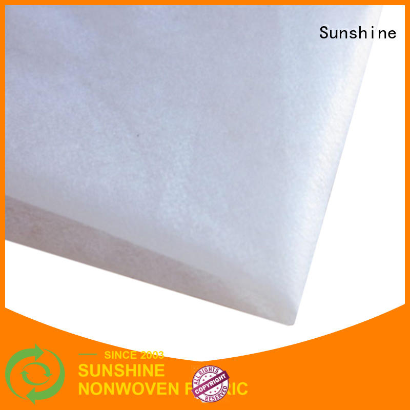Sunshine smssmms ss non woven directly sale for shoes