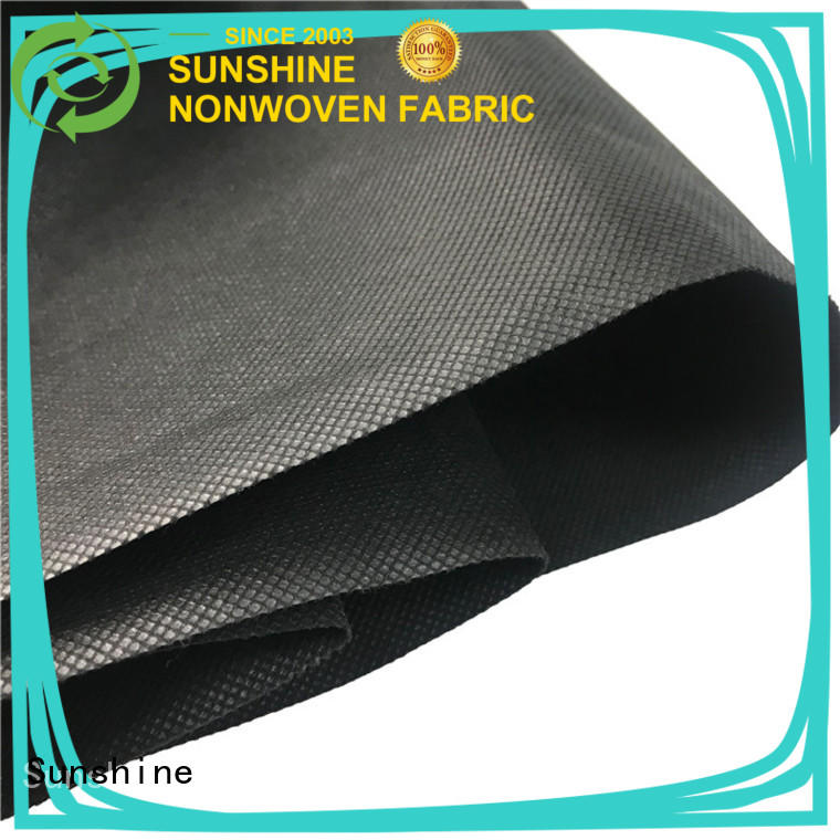 Sunshine approved landscape fabric directly sale for greenhouse
