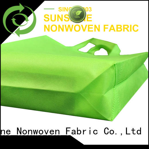 waterproof non woven carry bags folded factory for bed sheet