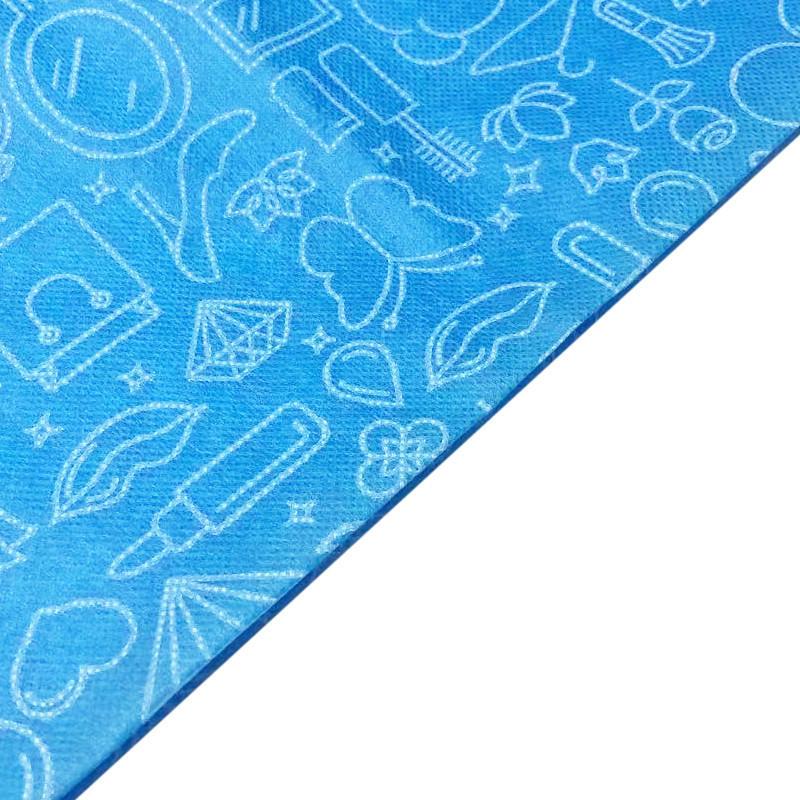 Sunshine spunbond non woven bag printing series for tablecloth-1