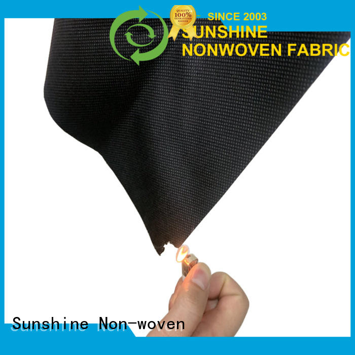 Sunshine fire-resistant flame retardant fabric customized for shoes cover