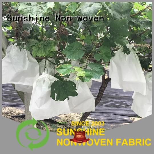 Sunshine plant cover fabric customized for fruit