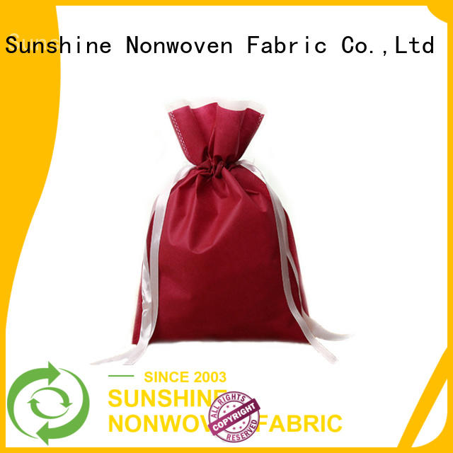 Sunshine disposable nonwoven bags wholesale for home