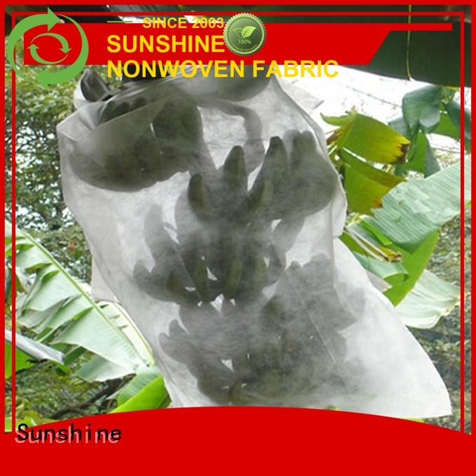 Sunshine plant banana bunch cover customized for gardon