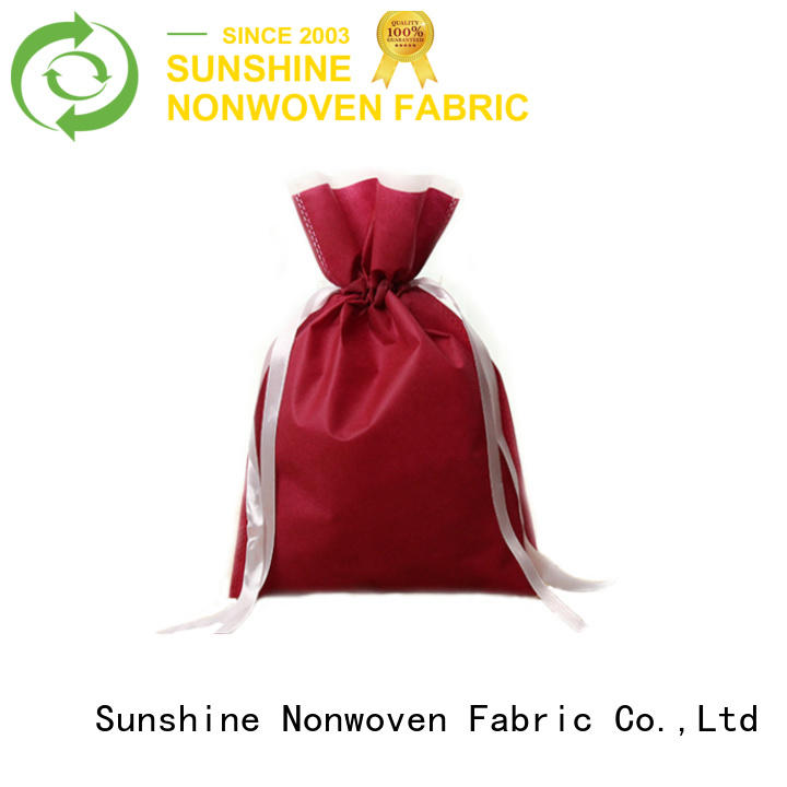 medical non woven shopping bag directly sale for home