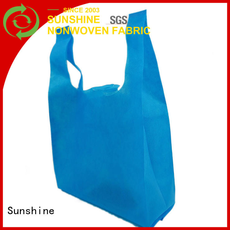 Sunshine medical nonwoven bags personalized for home