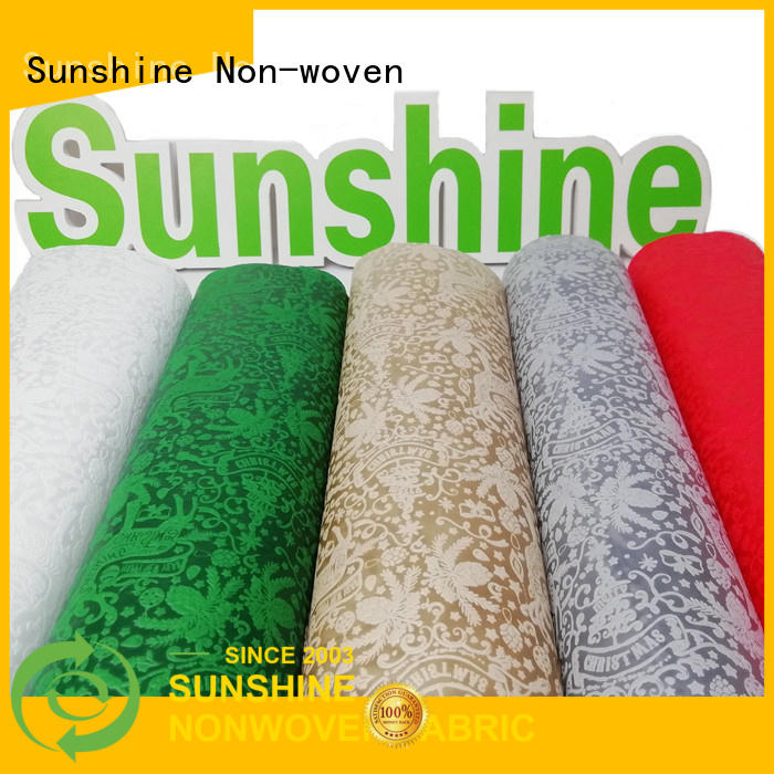 Sunshine medical embossed fabric inquire now for bedding