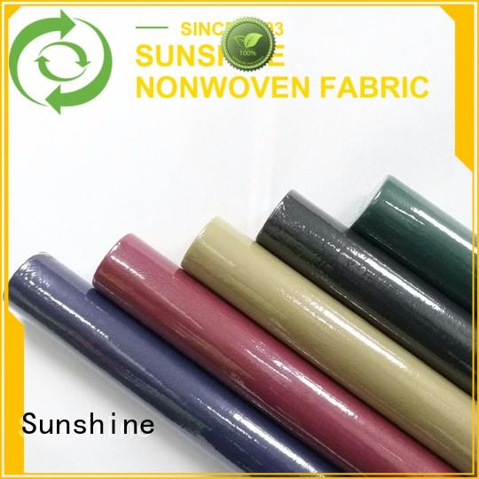 Sunshine quilting non woven fabric tablecloth series for table