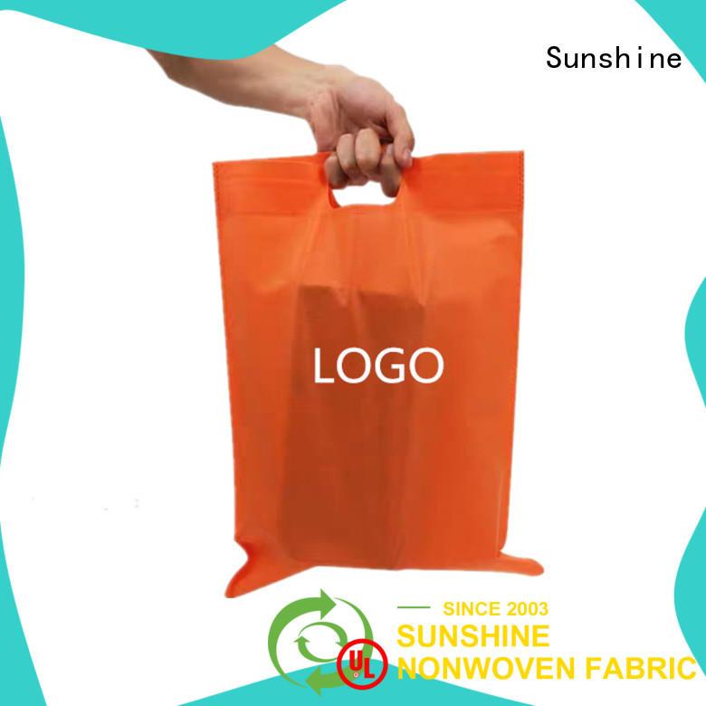 medical non woven shopping bag ecofriendly series for bed sheet