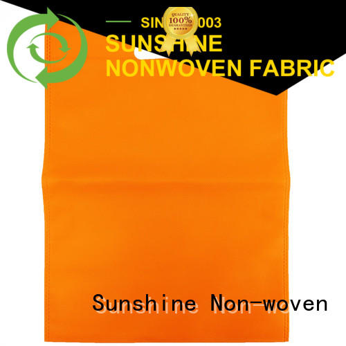 Sunshine medical nonwoven bags series for household