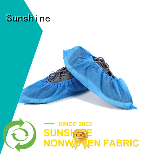soft non woven shoes cover shoe manufacturer for medical