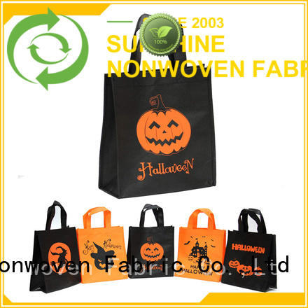 Sunshine medical non woven shopping bag wholesale for home