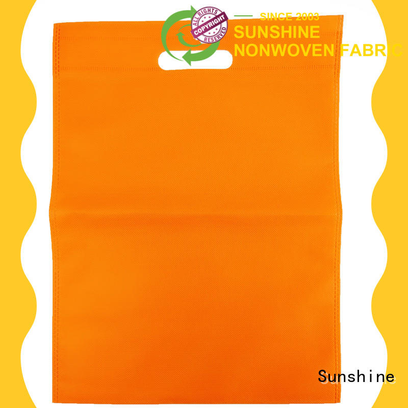 waterproof non woven shopping bag carry directly sale for bed sheet