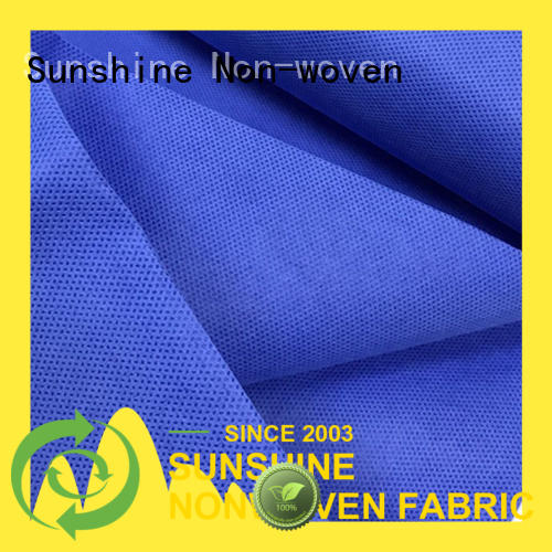 colorful sms non woven sss wholesale for bed sheet